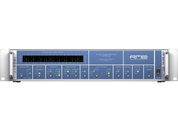 Conversores analógico-digital RME M-32 AD Pro
