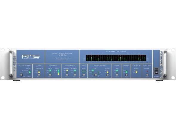 Conversores analógico-digital RME M-32 DA Pro