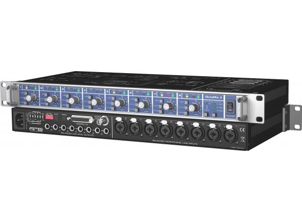 Pré-amplificador RME OctaMic II