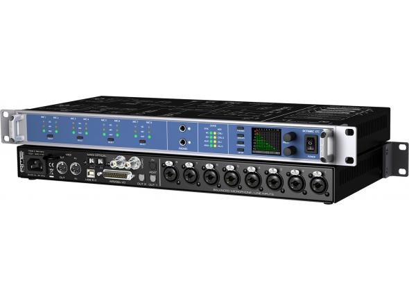 Pré-amplificador RME Octamic XTC