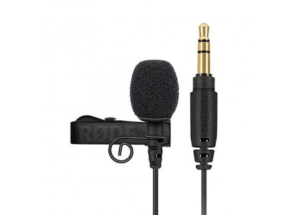 Microfone condensador lapela/Microfone de lapela Rode Lavalier GO B-Stock