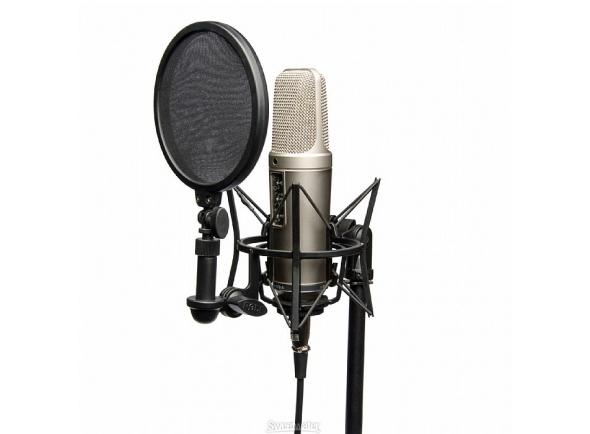 Ver mais informações do  Rode NT2-A Studio Solution Set