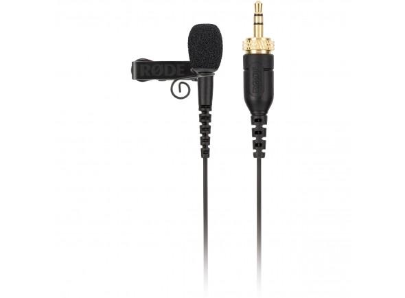 Microfone de Lapela/Microfone de lapela Rode RODELink LAV