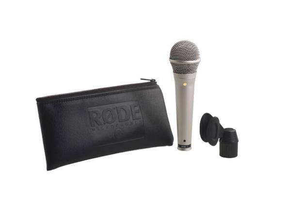Microfone Vocal Condensador Rode S1