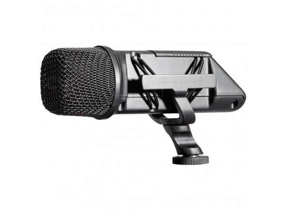 Microfone para Câmara Rode Stereo VideoMic