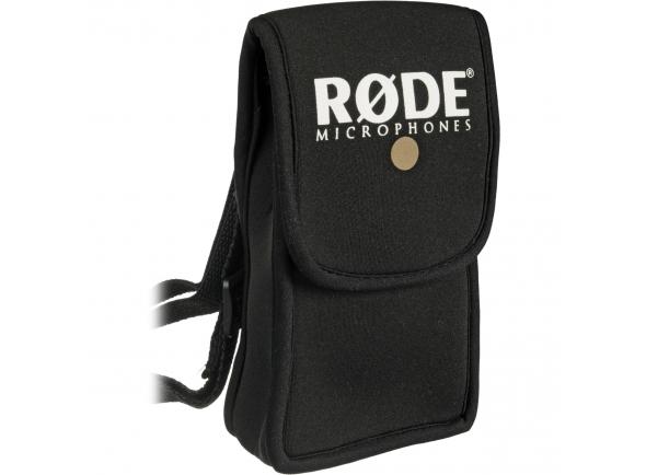 Sacos e Estojos para Microfone Rode SVM Bag