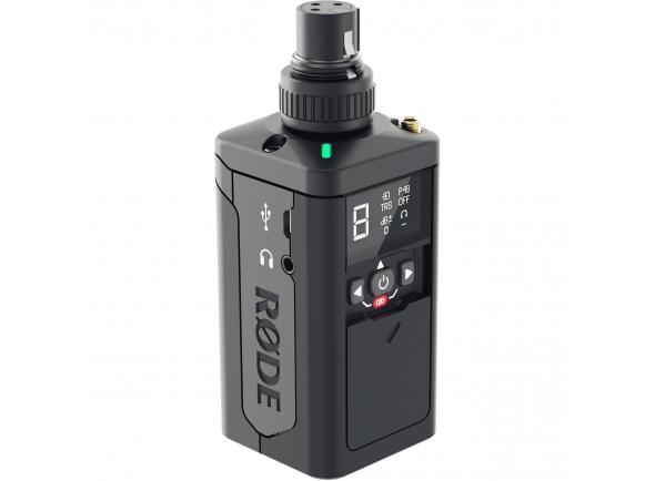 Microfones para sistema sem fios Rode TX-XLR