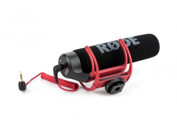 Microfone para Câmara Rode VideoMic GO B-Stock
