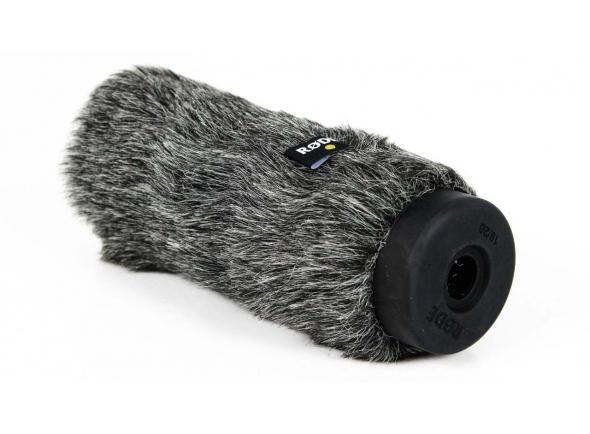 Protecção de vento para microfone Rode WS7