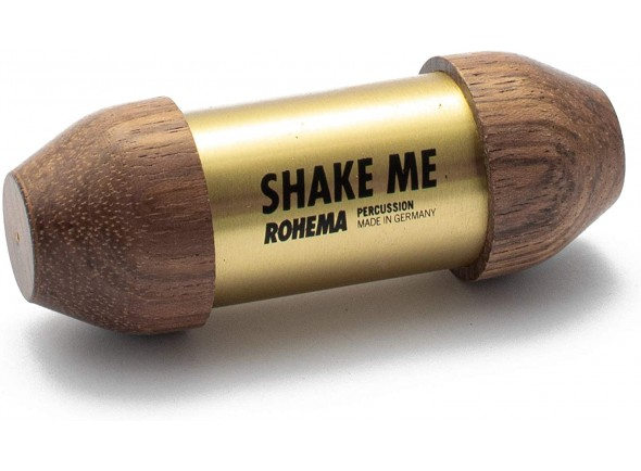 Shaker Rohema Percussion Brass Shaker mp