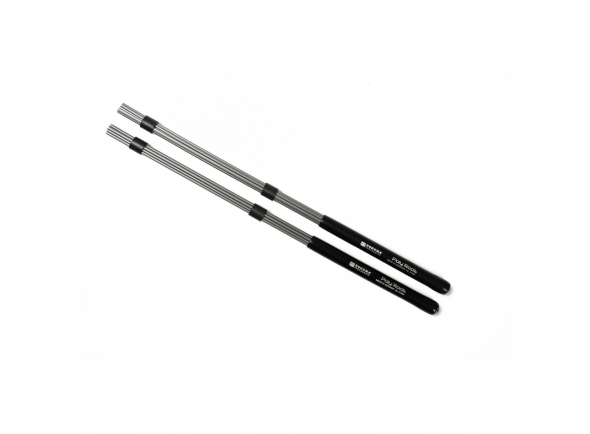 Baquetas bateria rods Rohema Percussion Poly Rods