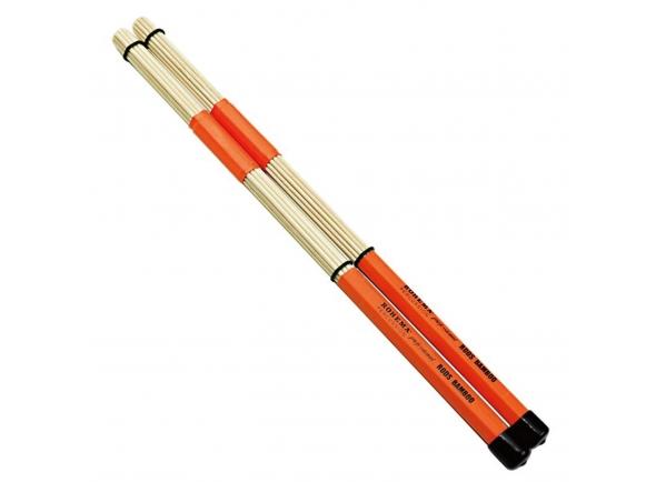Baquetas bateria rods Rohema Percussion Rods bamboo