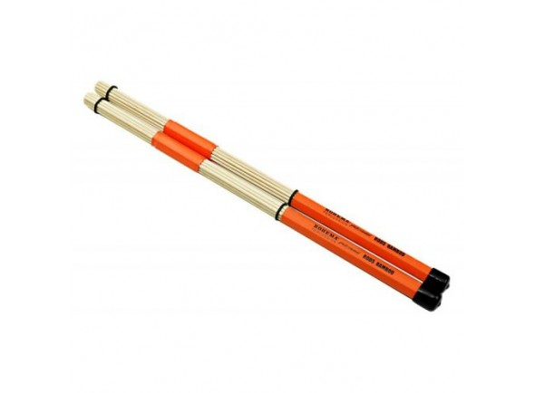 Baquetas bateria rods Rohema Percussion Rods Prof. Bamboo