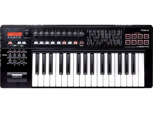 Teclados MIDI Controladores/Teclados MIDI Controladores Roland A-300PRO