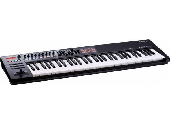 Teclados MIDI Controladores Roland A-800 Pro