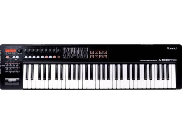 Teclados MIDI Controladores/Teclados MIDI Controladores Roland A-800PRO