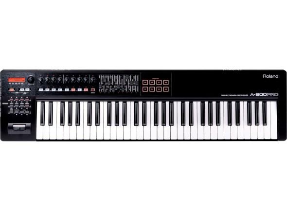 Teclados MIDI Controladores/Teclados MIDI Controladores Roland A-800PRO B-Stock