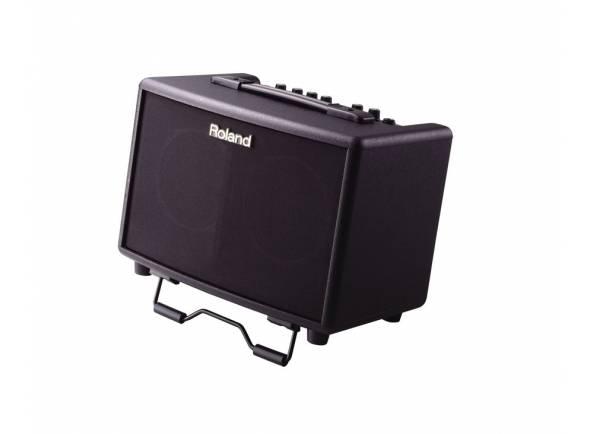 Roland AC-33  Amplificador Acústico Roland AC33 Preto
