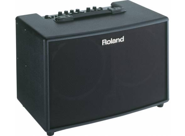 Roland AC-90  Amplificador Acústico Roland AC90 Preto