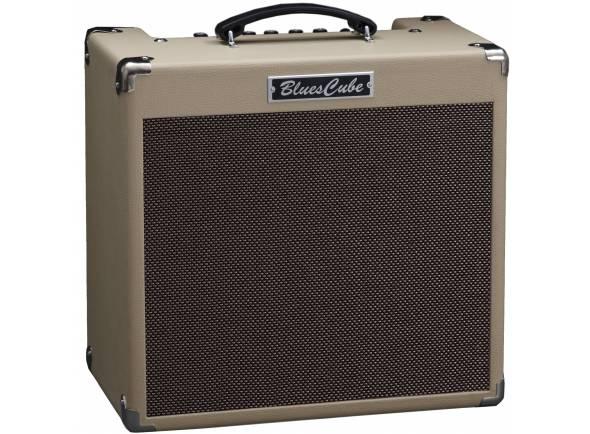Combo a Transístor  Roland Blues Cube Hot VB