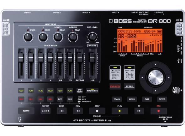 Gravadores Digitais Roland BR-800