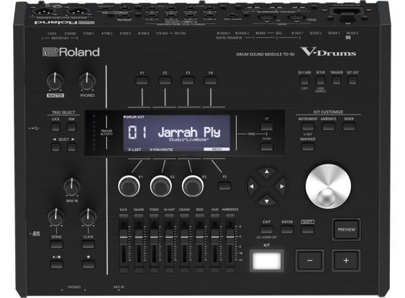 Módulos de bateria eletrónica Roland D-50 Drum Module