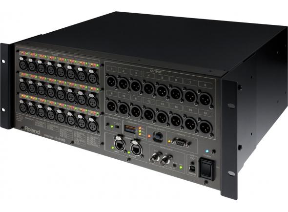 Sistemas multicore digitais Roland Digital S-2416 Stagebox