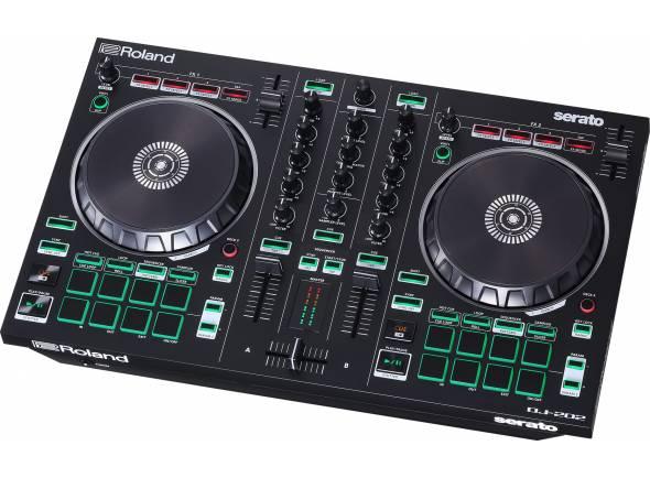 Ver mais informações do Controladores DJ Roland DJ-202