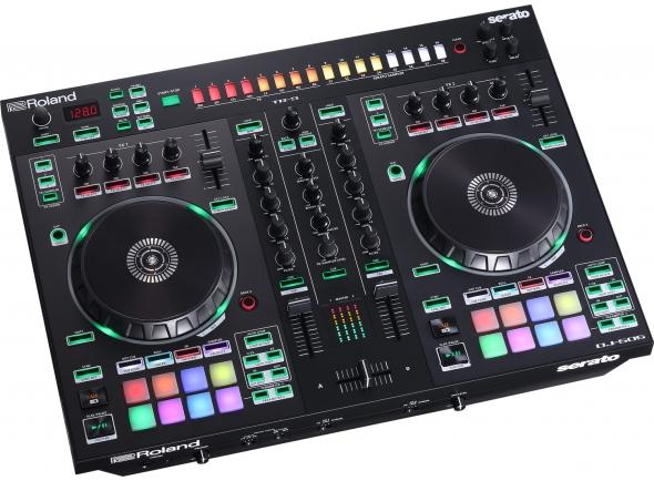 Controladores DJ Roland DJ-505
