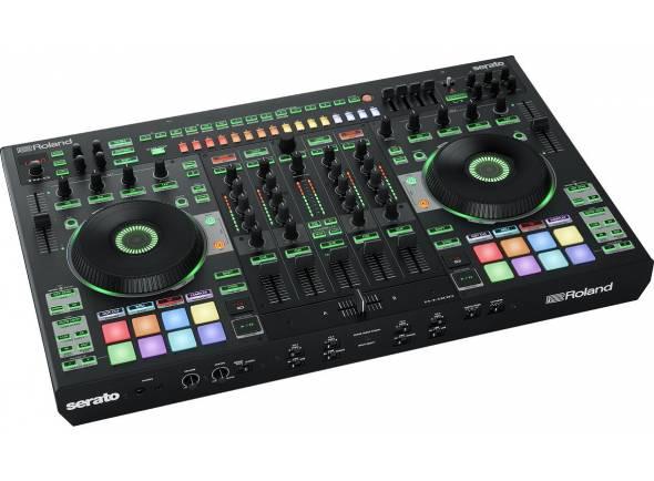 Controladores DJ Roland DJ-808