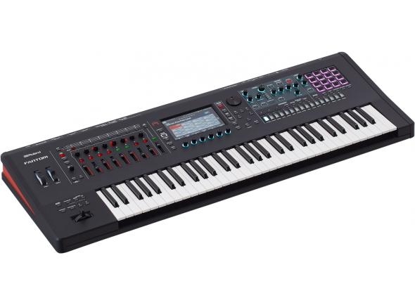 Sintetizador e sampler/Sintetizadores Roland Fantom 6