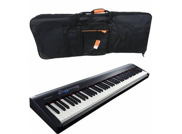 Piano Digital/Piano Digital Roland FP-30 Bk Bag Bundle
