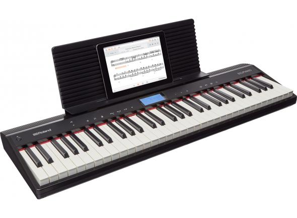 Pianos Digitais Portáteis  Roland Go Piano B-Stock