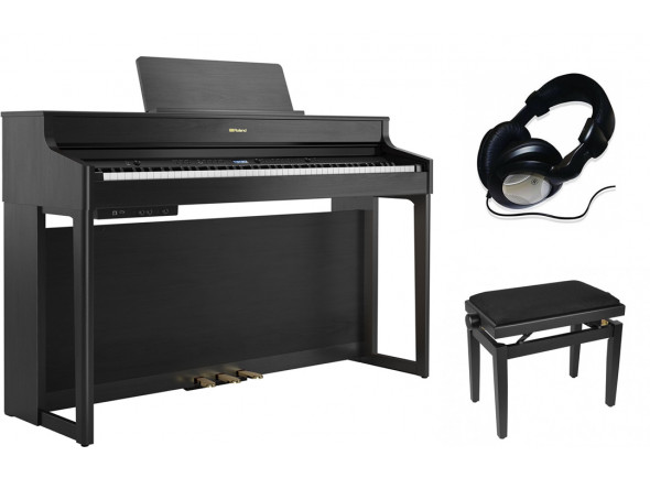 Pianos Roland HP Pianos Digitais de Móvel Roland HP-702 CH Pack