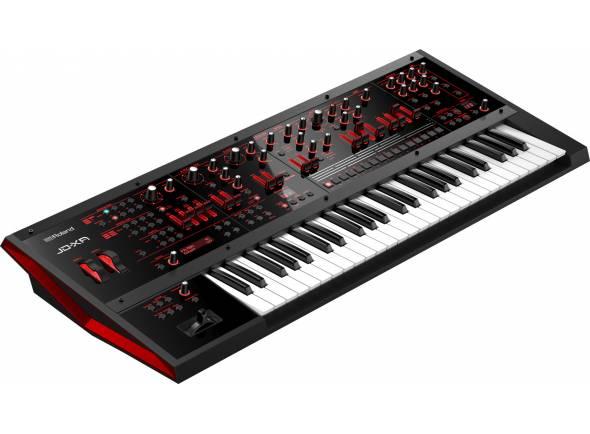 Sintetizadores e Samplers Roland JD-XA