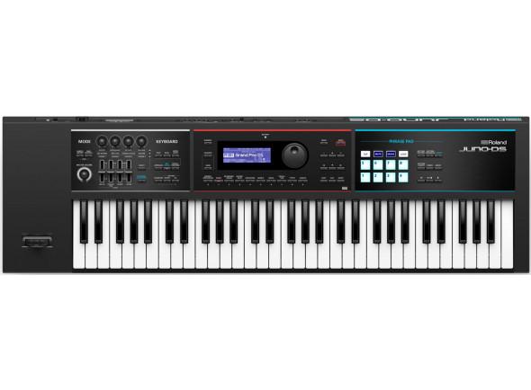 Sintetizador/Sintetizadores Roland JUNO-DS61 Sintetizador 61 teclas B-Stock