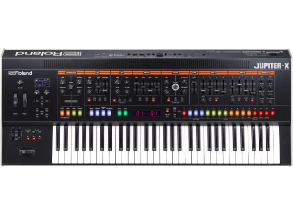 Sintetizadores e Samplers/Sintetizadores Roland JUPITER-X Sintetizador