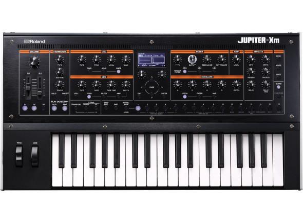 B-stock Sintetizadores e Samplers/Sintetizadores Roland JUPITER-Xm Sintetizador B-Stock