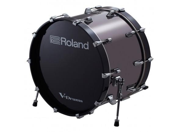 Pads eletrónicos de bombo Roland KD-220 Bombo Digital 22 polegadas
