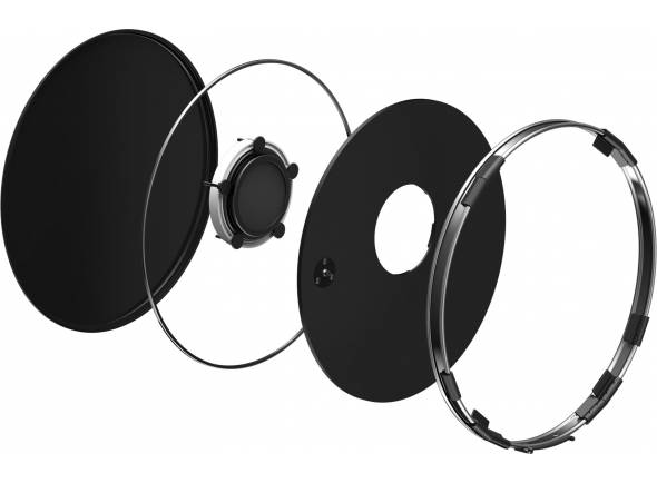 Pads eletrónicos de bombo Roland KD-A22 Kick Drum Converter