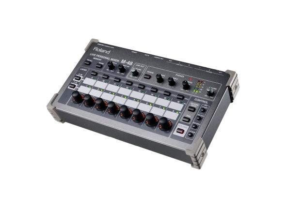 Mesas de mistura digitais Roland M-48