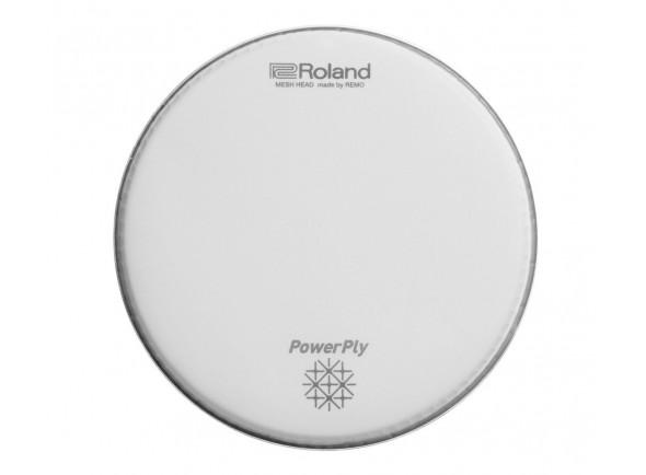 Mesh head para Baterias Eléctrónicas Roland/Meshheads para baterias eletrónicas Roland MH2-10 Mesh Head Camada Dupla 10-polegadas