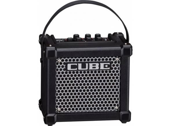 Combos de Guitarra Eléctrica a Transístores Roland Micro Cube GX BK