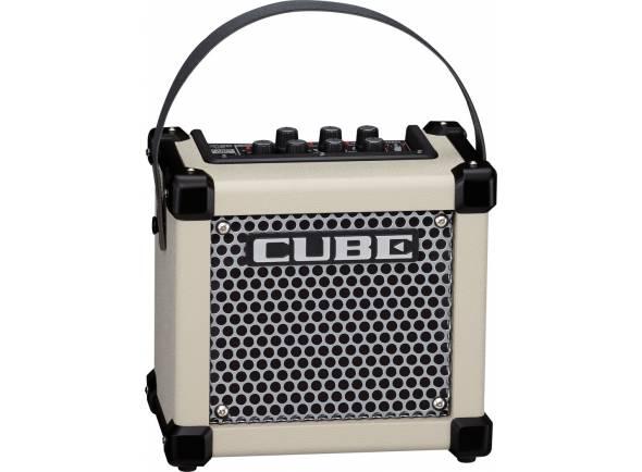 Amplificadores Roland Micro Cube GX WH