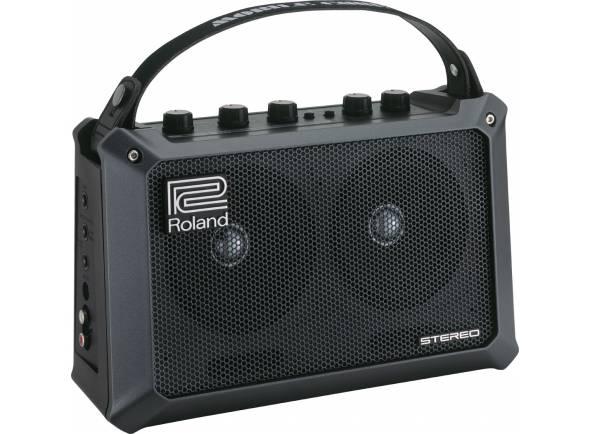 Amplificador de Teclado/Amplificadores de Teclados Roland Mobile Cube