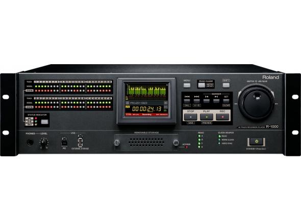 Gravadores Digitais Roland R-1000