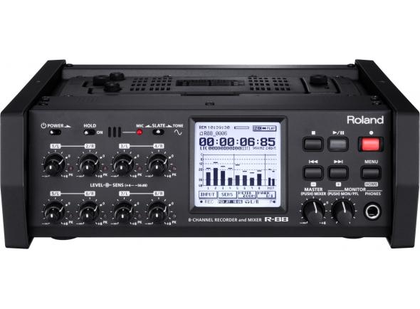 Gravadores Digitais Roland R-88
