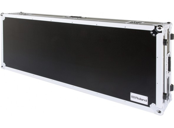 Estojos e Malas/Malas para Pianos Roland RRC-76W Flightcase com Rodas - 76 teclas
