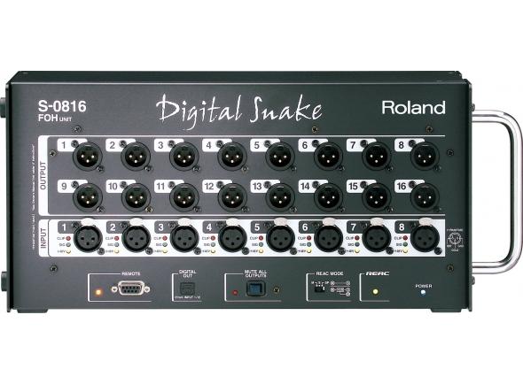 Sistemas multicore digitais Roland S-0816