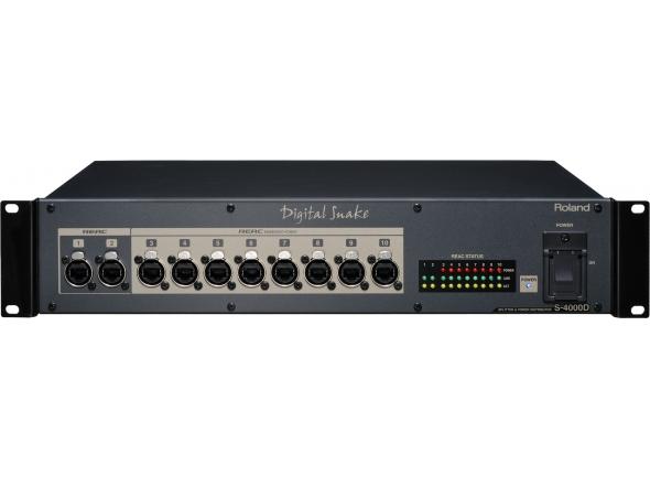 Sistemas multicore digitais Roland S-4000D
